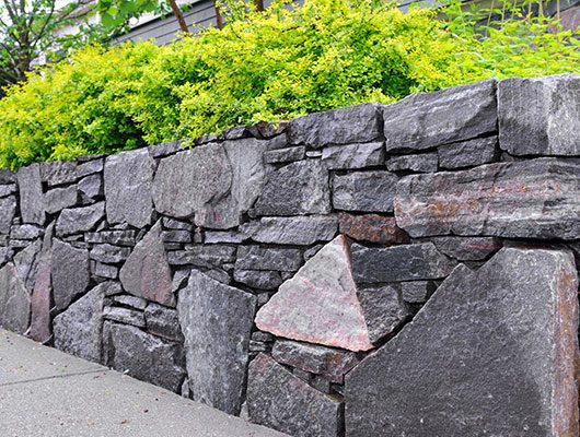 charlotte nc retaining wall services